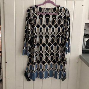 JM Collection Dress/Long Top